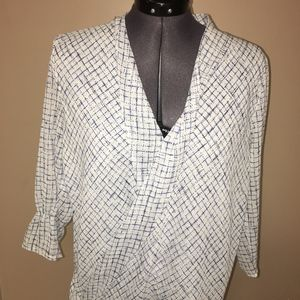 Banana Republic Small Dressy Blouse